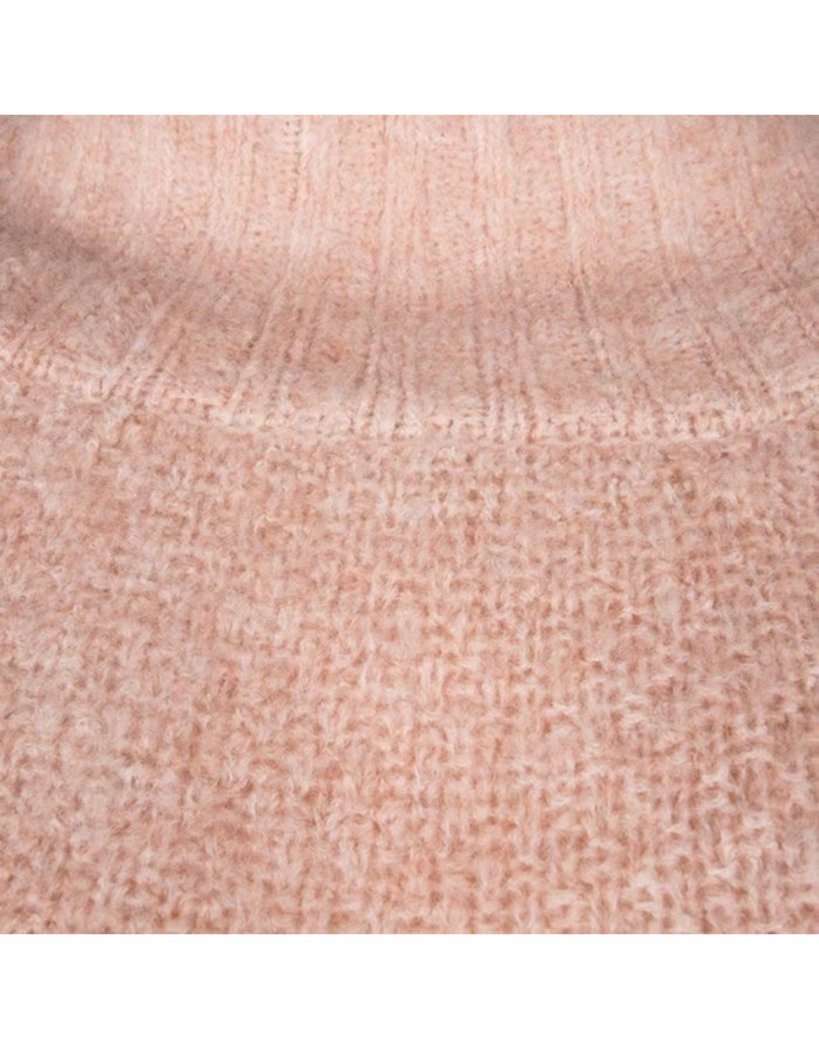EsQualo Raglan sweater (pink)