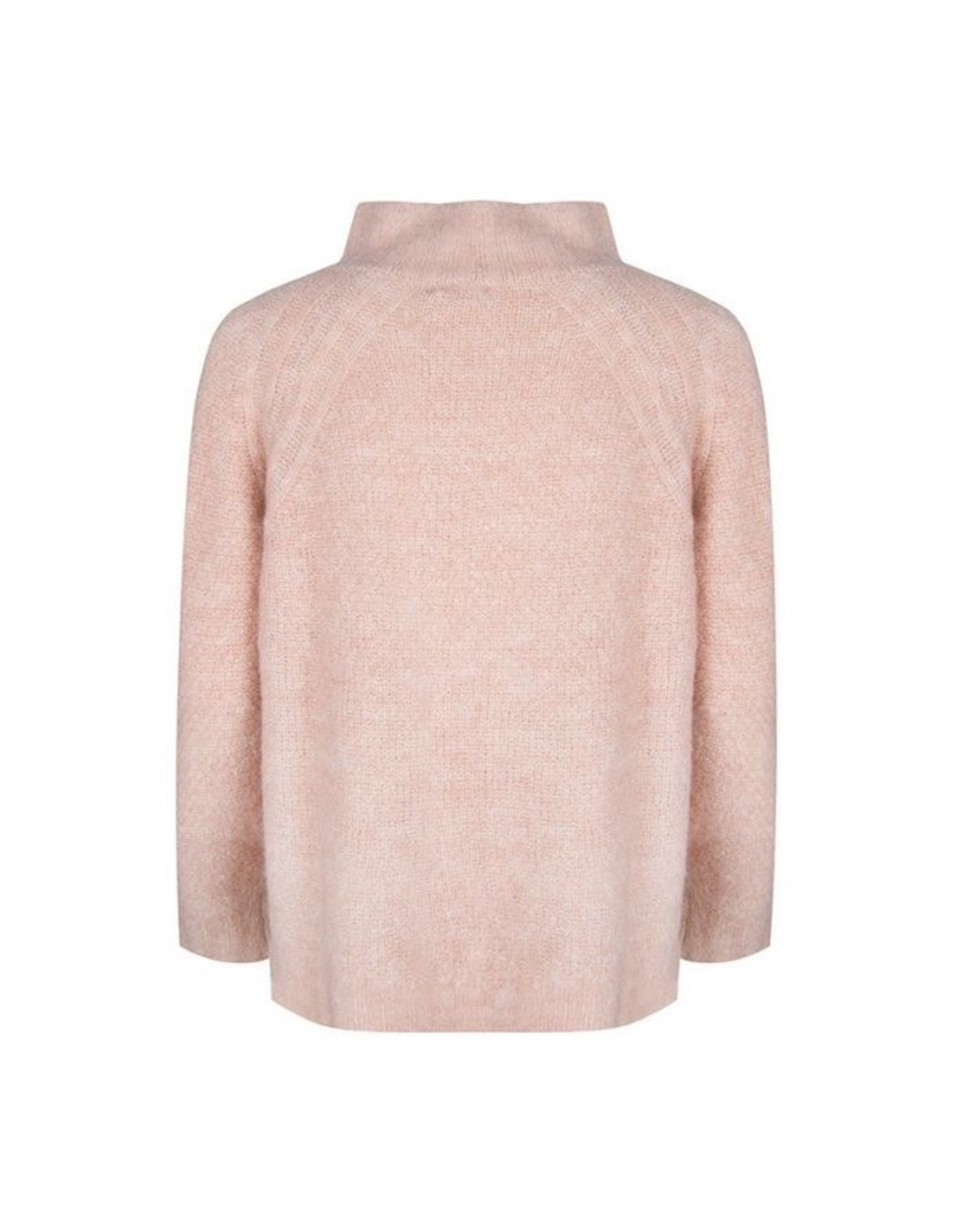 EsQualo Raglan sweater (pink)