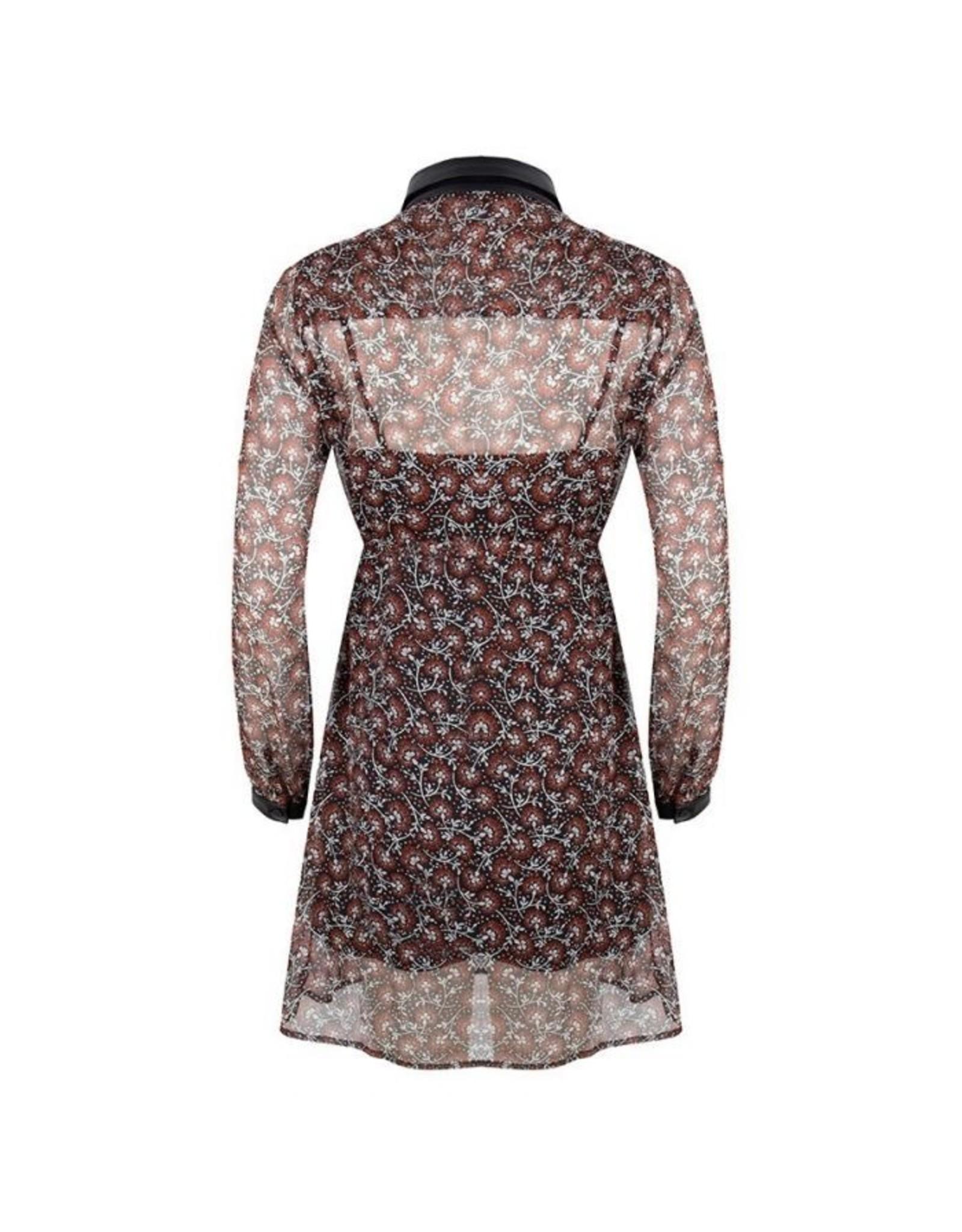 EsQualo EsQualo - Floral dress