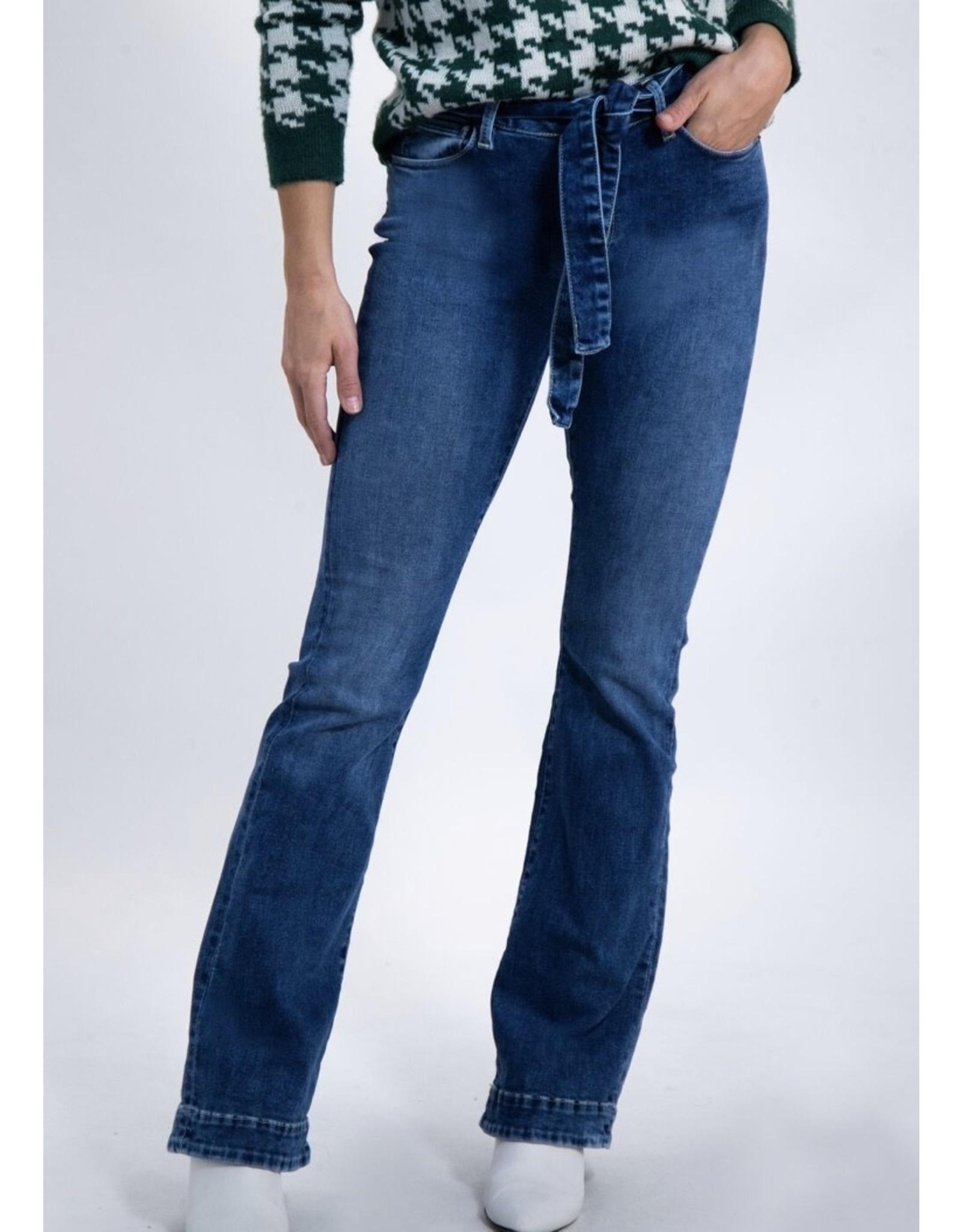 Garcia Celia flared jeans