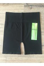 Orange Bamboo shorts