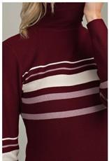 Asher striped turtleneck (2 colours)