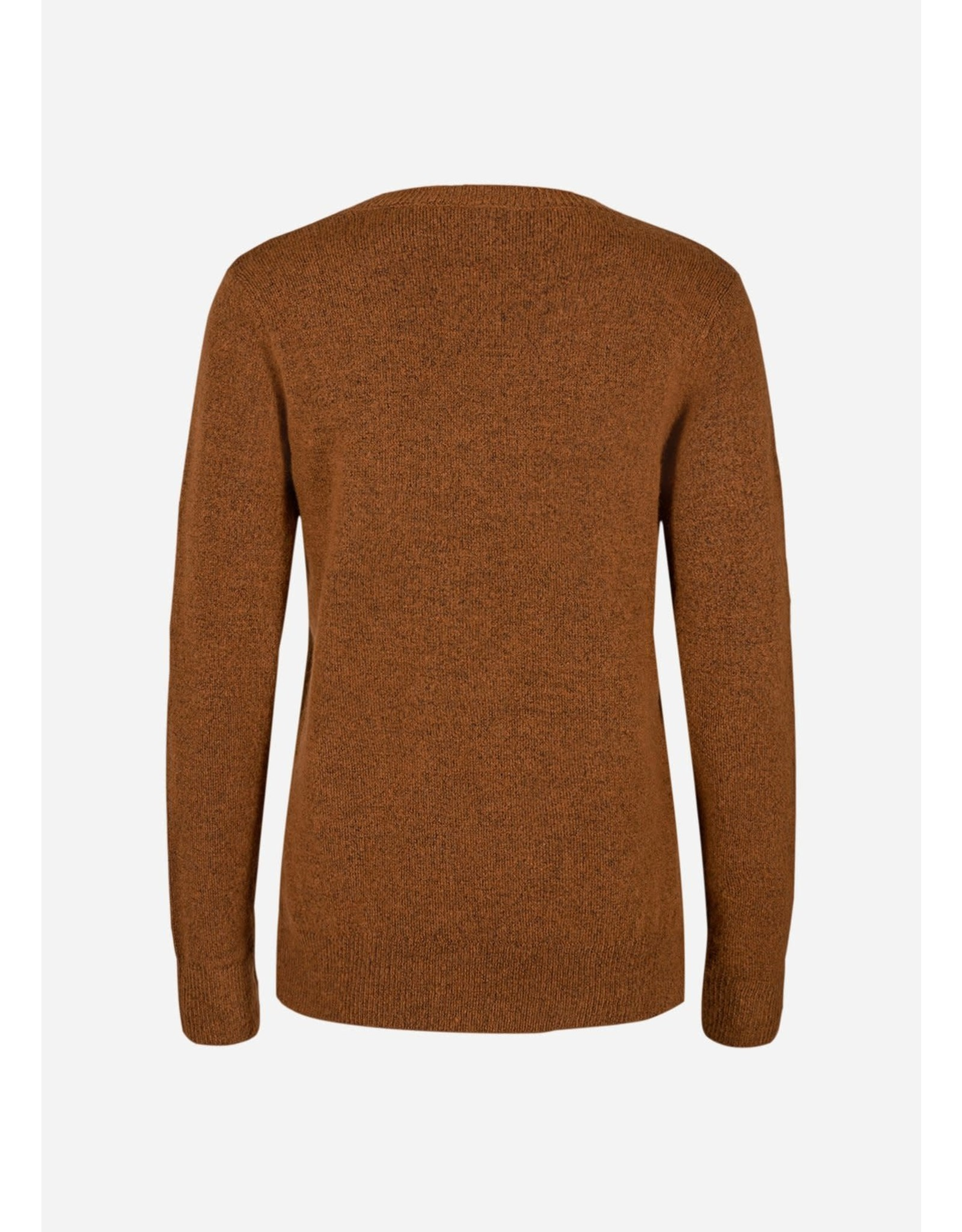 Soyaconcept Soyaconcept - Nessie rust sweater