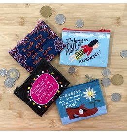 Blue Q Blue Q - coin purses