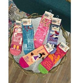 Blue Q Blue Q - Ankle socks (women) - Multiple styles