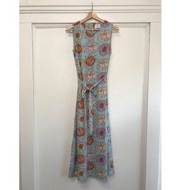 Compania Fantastica Compania Fantastica - Ella belted floral dress