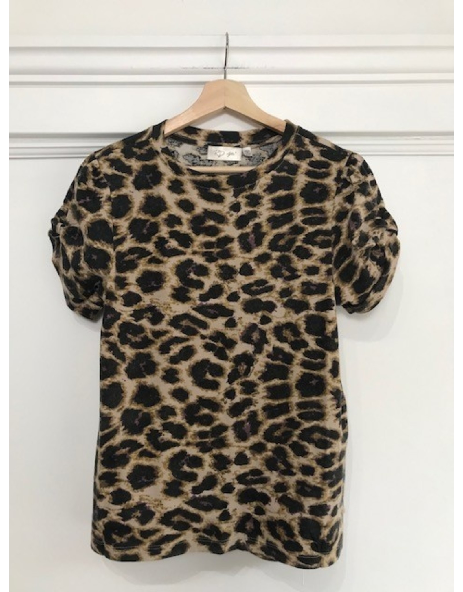 RD Style RD Style - Cheetah print top