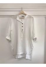 Pure Venice Pure Venice - Laurel tunic (white)