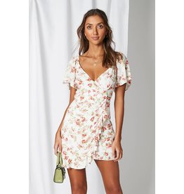 Mink Pink Mink Pink - Uncharted heart mini dress
