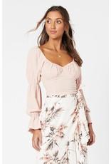 Mink Pink Mink Pink - Tahiti holiday maxi skirt