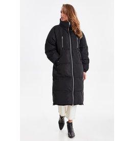 ICHI ICHI - Haley midi length puffer coat