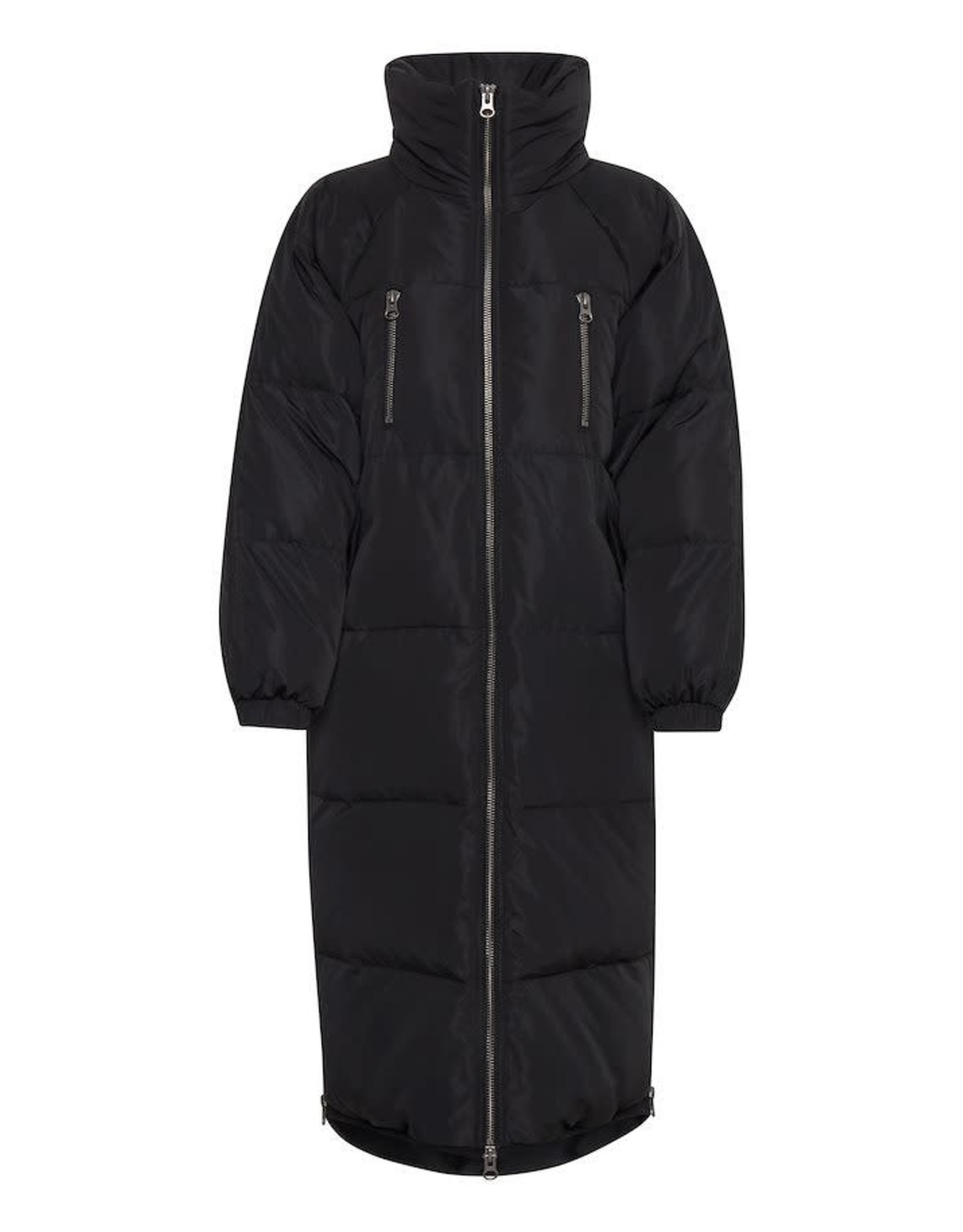 ICHI ICHI - Haley midi length puffer coat