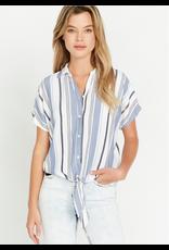 Buffalo Buffalo - Lorelei striped blouse