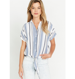 Buffalo Buffalo - Lorelei striped blouse