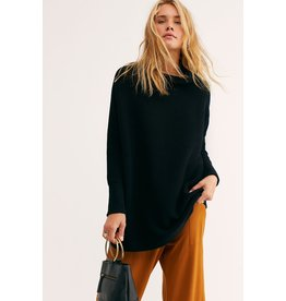 Free people Free People - Ottoman slouchy tunic (black)