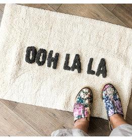 Indaba indaba - Ooh La La bath mat
