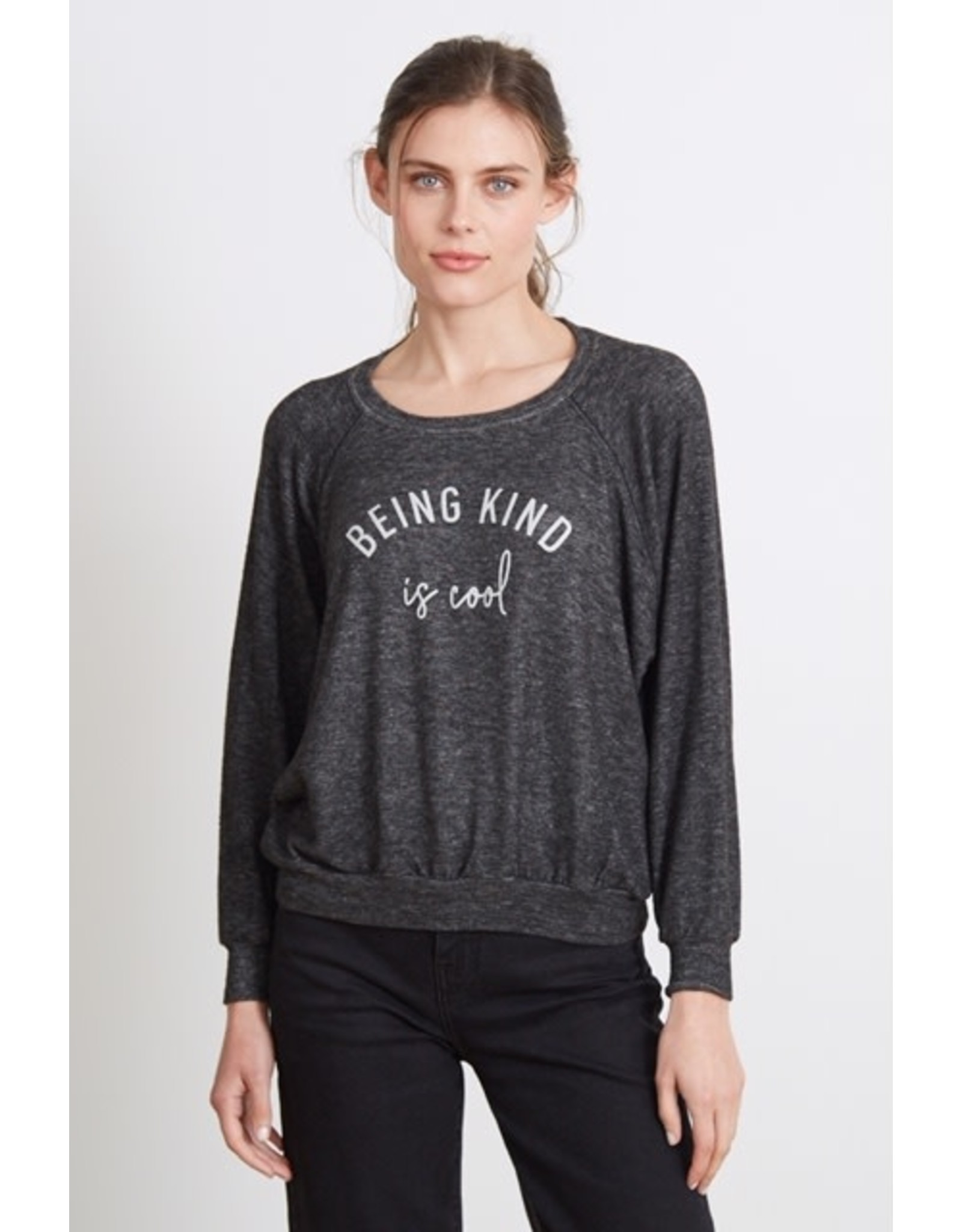 good hYOUman good hYOUman - Emerson sweatshirt - Being Kind is Cool