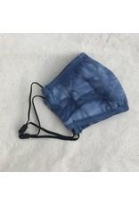 Papillon Papillon - KIDS size - Cotton mask (Tie dye print)