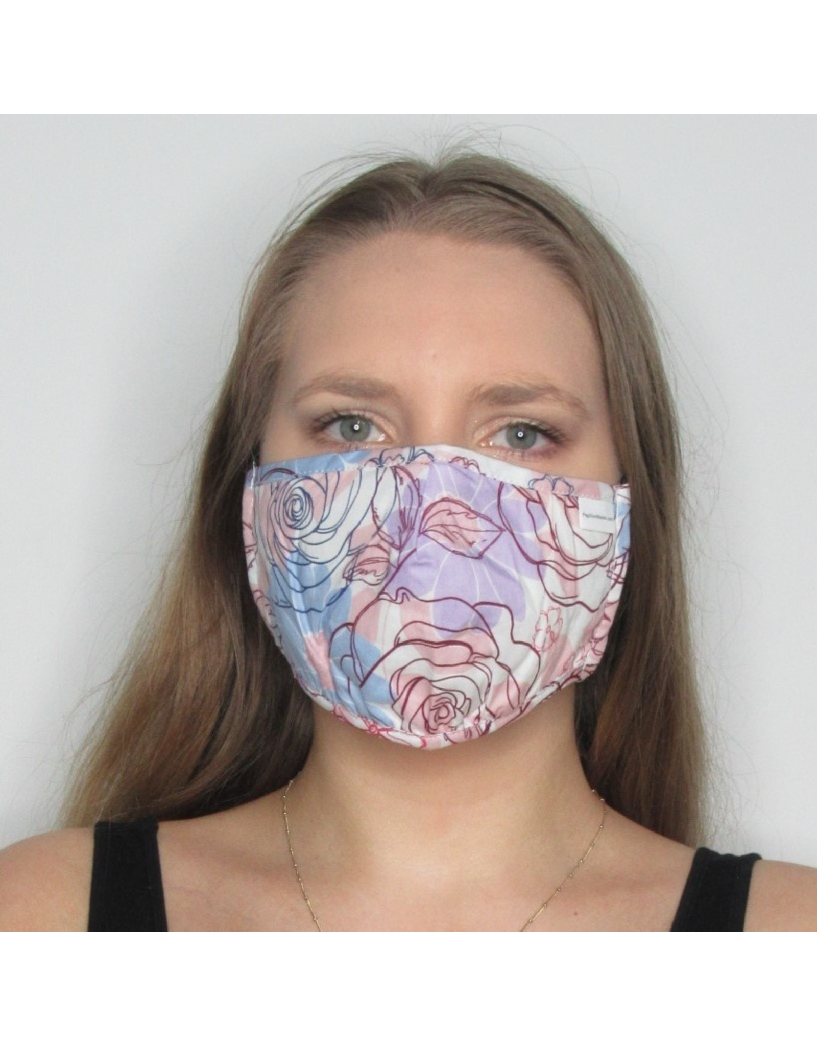 Papillon Papillon - Watercolour cotton mask