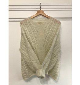 See U Soon See U Soon - Camille sweater (ivory)