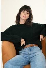 Molly Bracken Molly Bracken - Knit sweater (dark green)