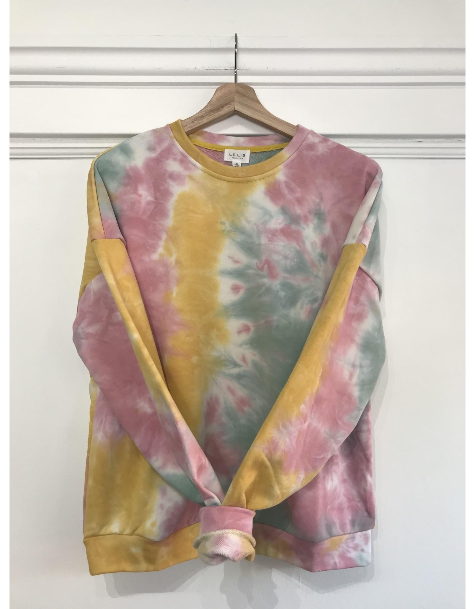 Corinne - Tie dye sweatshirt