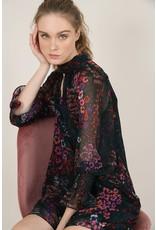 Molly Bracken Molly Bracken - Dress (black blooms)