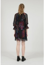 Molly Bracken Molly Bracken - Dress (black blooms)