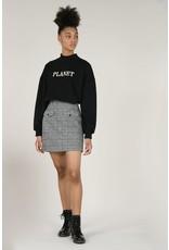 Molly Bracken Molly Bracken - Checked mini skirt