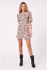 Mink Pink Mink Pink - Love Charm mini dress