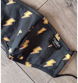 Papillon Papillon - KIDS SIZE - Lightening bolt