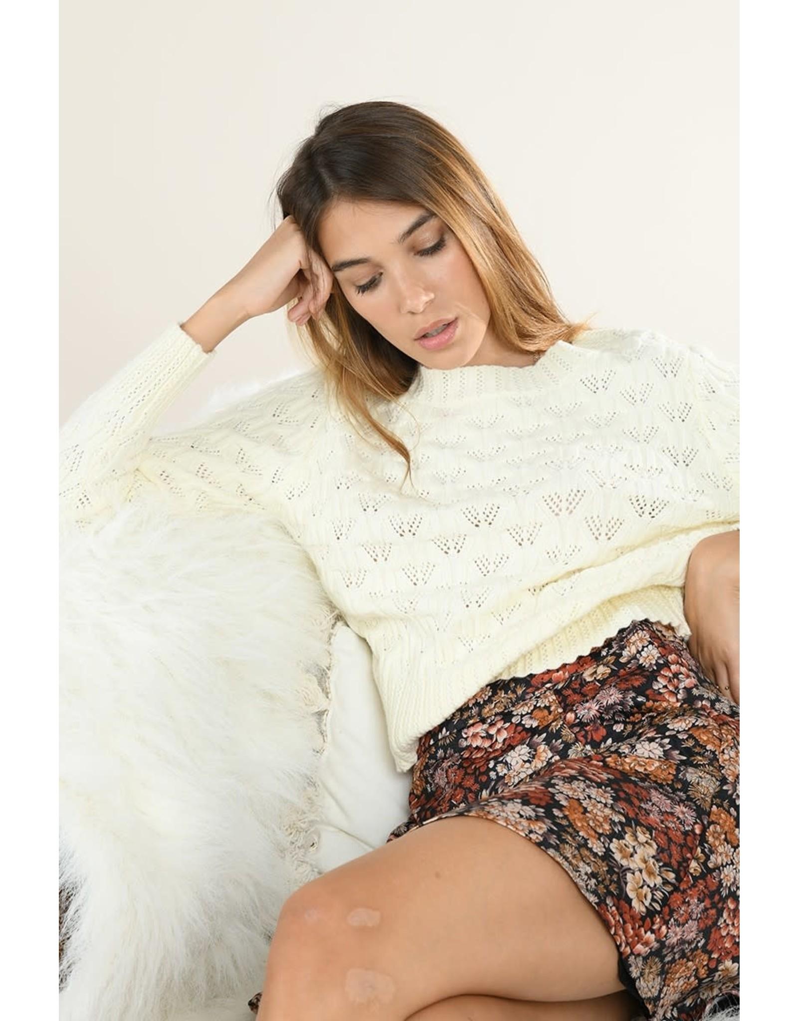 Molly Bracken Molly Bracken - A-Line printed skirt