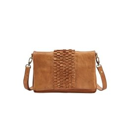 Milo Milo - Montpellier crossbody (washed tan)