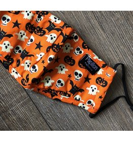 Papillon Papillon - KIDS SIZE - Halloween print cotton mask