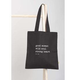 Om & Ah Om & Ah - Strong Heart tote