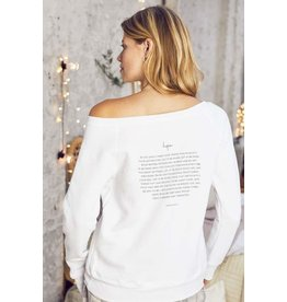 Om & Ah Om & Ah - Hope cozy pullover