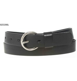 Medike Landes Medike Landes - Keenan black leather belt