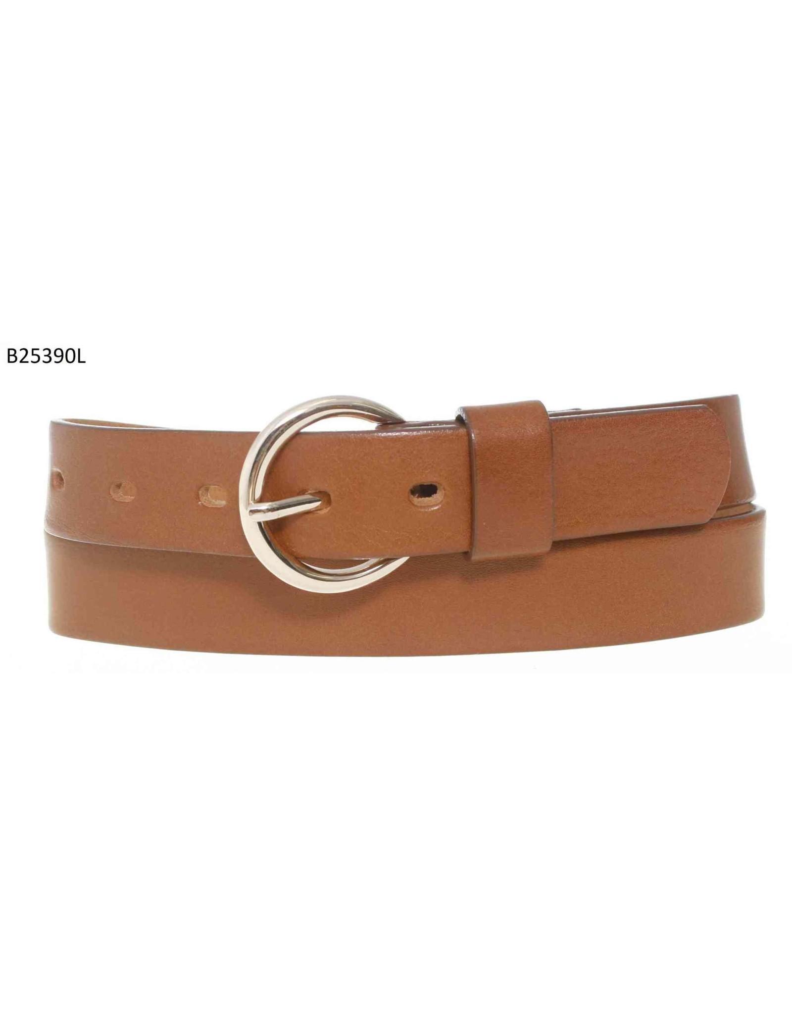 Medike Landes Medike Landes - Keenan camel leather belt