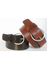 Medike Landes Medike Landes - Katya leather belt (black)