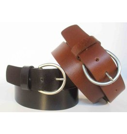 Medike Landes Medike Landes - Katya leather belt (black)