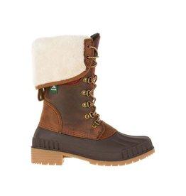 Kamik Kamik - Sienna F2 winter boot (dark brown)