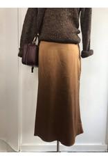 AngelEye AngelEye - Paige satin skirt (tan)