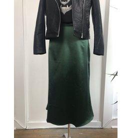 AngelEye AngelEye - Paige satin skirt (emerald)