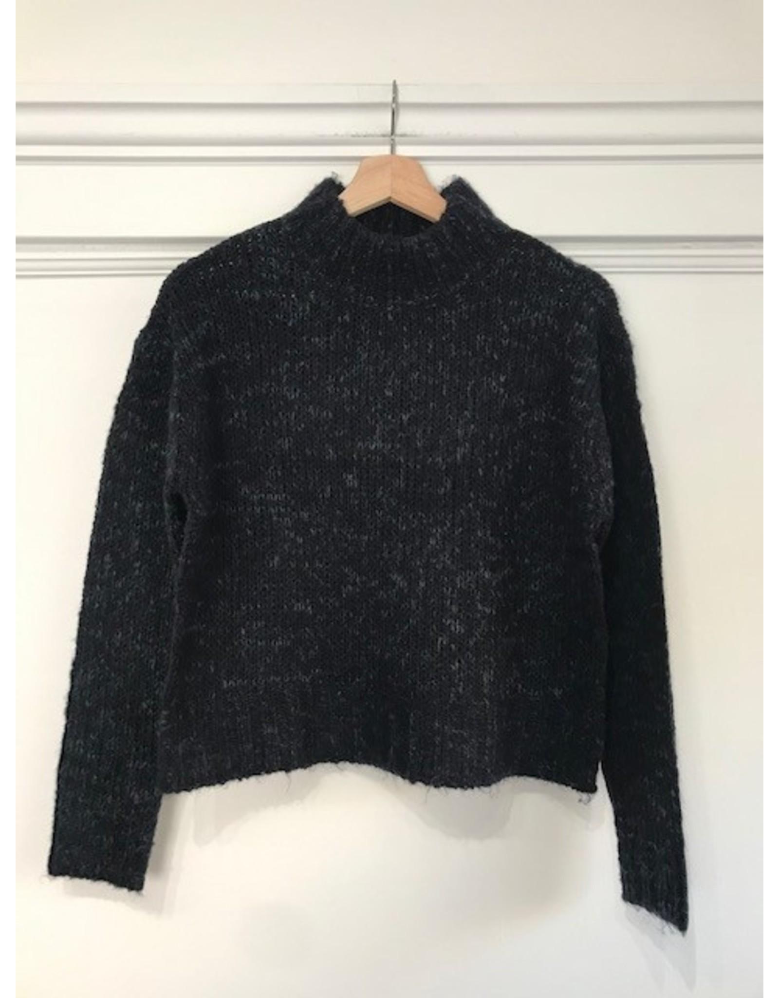 RD Style RD Style - Janie knit sweater (navy twist)