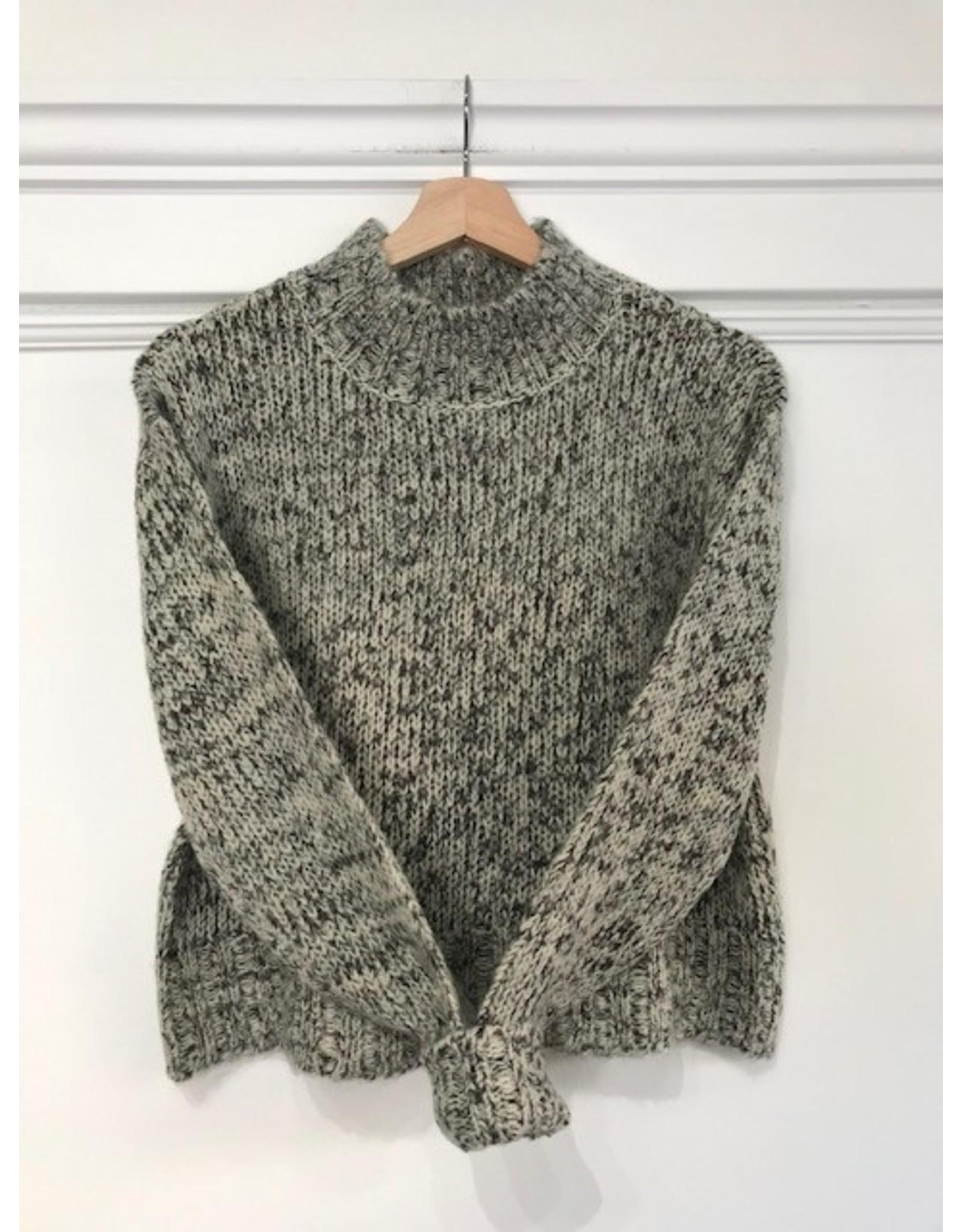 RD Style RD Style - Janie knit sweater (neutral twist)