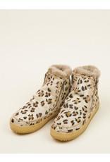 laidback london Laidback London - Setsu crochet (leopard / beige)