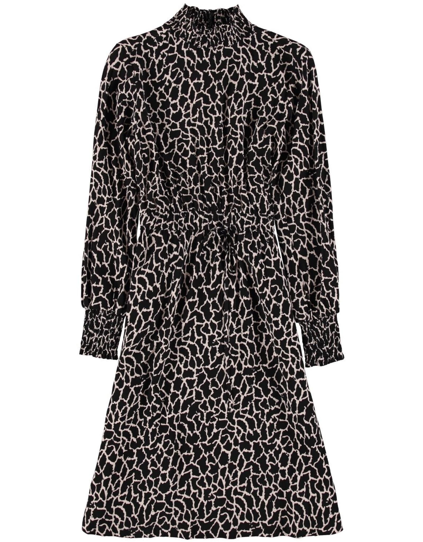 Garcia Garcia - Giraffe print dress