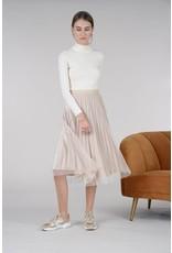 Molly Bracken Molly Bracken - Tulle skirt (beige)