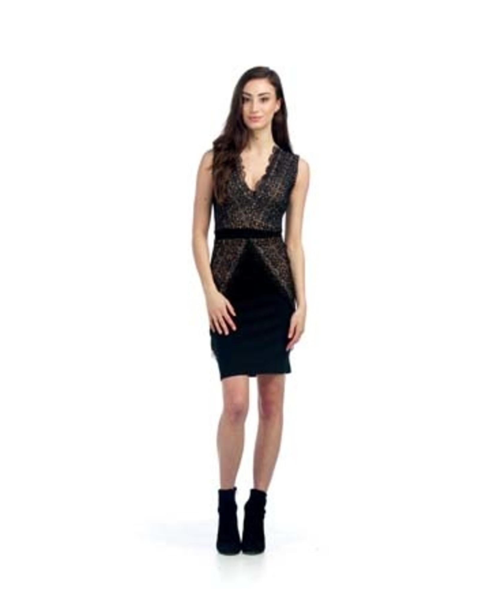 Papillon Papillon - Stretch lace dress