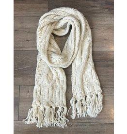 Molly Bracken Molly Bracken - Nella knit scarf